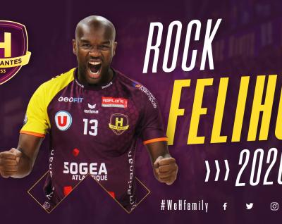 Rock Feliho prolonge jusqu'en Juin 2020