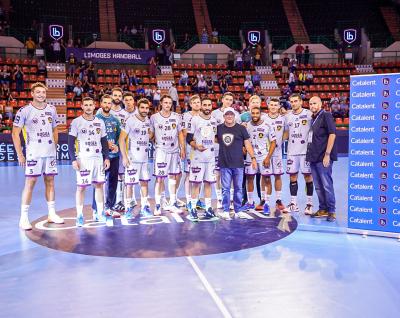 """Le """"H"""" remporte le Trophée de Limoges (26-36)"""