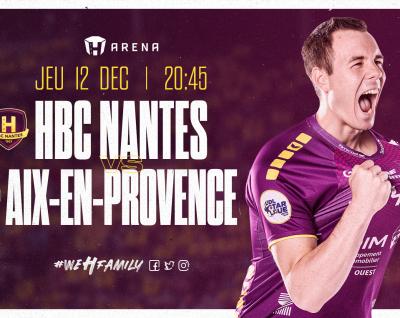 HBC Nantes - Aix : Infos Pratiques