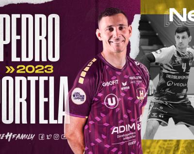 """Pedro Portela : """"Impatient de ressentir cette atmosphère"""""""