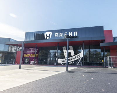 La salle principale du Palais des Sports devient la « H Arena »