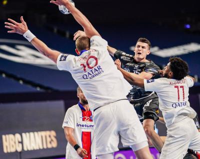 """Le """"H"""" termine 4ème de cette saison de Ligue des Champions (28-31)"""