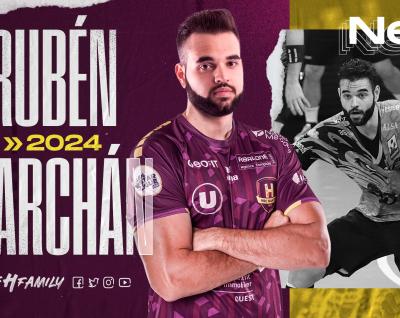 """Rubén Marchán : """"Hâte de pouvoir faire de grandes choses avec ce club"""""""