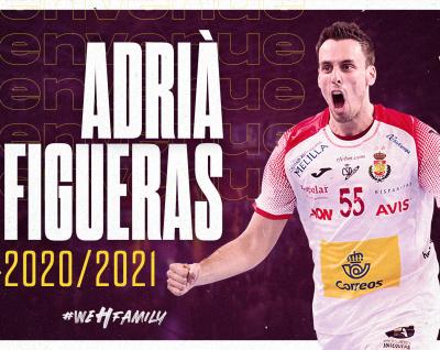 Adrià Figueras rejoint le HBC Nantes !