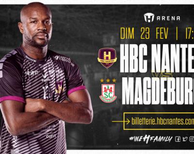HBC Nantes – Magdeburg : Infos Pratiques