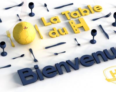 « À la Table du H », nouveau restaurant éphémère !