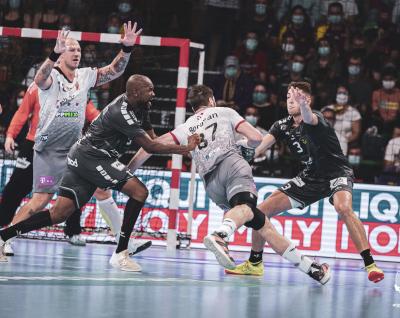 EHFCL : En 1/4 de finale face à Veszprem
