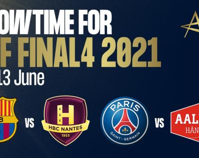 """Le """"H"""" face à Barcelone en demi-finale de l'EHF Champions League"""