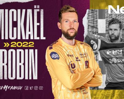 """Mickaël Robin : """"Finir sur une derrière aventure dans un grand club comme Nantes"""""""