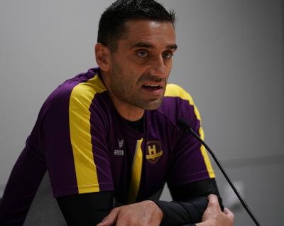 """Kiril Lazarov : """"Gagner et faire honneur à nos supporters"""""""