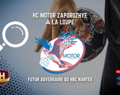 À la découverte du HC Motor Zaporozhye