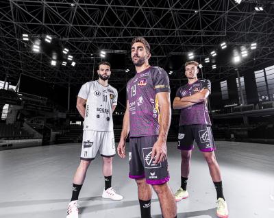 La maison violette : nouveau maillot EHFEL 21-22