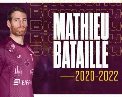 Mathieu Bataille rejoint le HBC Nantes !