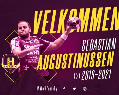 Sebastian Augustinussen rejoint le HBC Nantes !