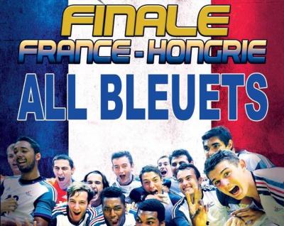Les Bleuets Champions d'Europe