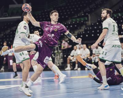Une victoire face à Nîmes et un retour sur le podium (31-27)