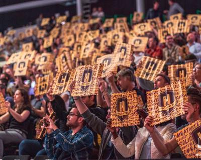Il y aura de l'ambiance mercredi à la H Arena !