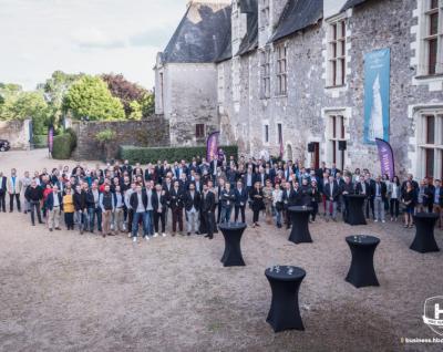 Soirée de fin de saison 18-19 au Château de Goulaine