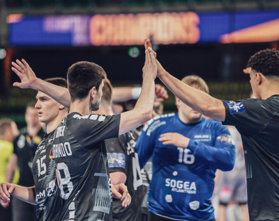 Les Nantais partiront en Hongrie avec 4 buts d'avance (32-28)
