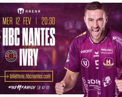 HBC Nantes - US Ivry : Infos Pratiques