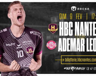 HBC Nantes - Ademar Leon : Infos Pratiques