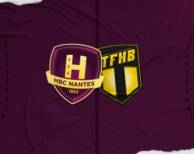 HBC Nantes - Tremblay : REPORTÉ