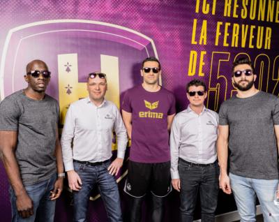 Le HBC Nantes et Acuitis lancent la « H Family One »