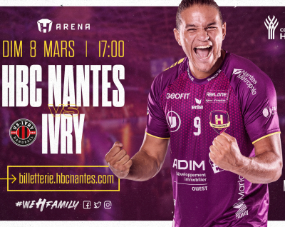 HBC Nantes – US Ivry : Infos Pratiques