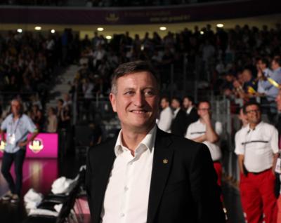Tirage au sort : la réaction de Gaël Pelletier