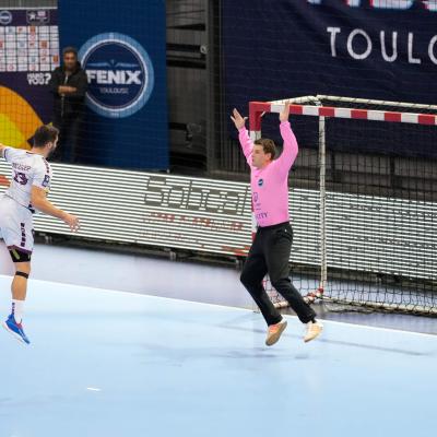 Les Violets renouent avec le succès à Toulouse (29-33)