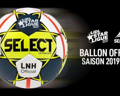 Le nouveau ballon Lidlstarligue 2019-20