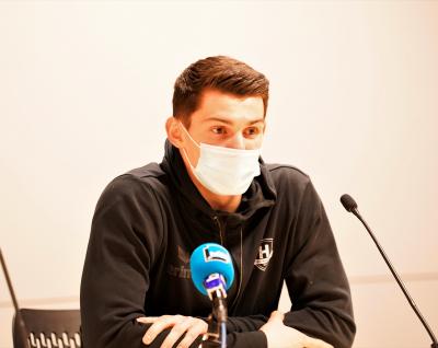 """Aymeric Minne : """"La manière, peu importe, juste la victoire au bout"""""""