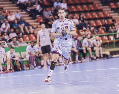 Entrée en Coupe de la Ligue à Istres