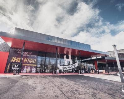 Services administratifs du HBC Nantes: activité partielle